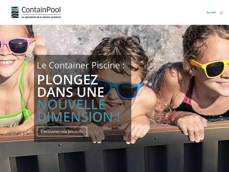 Container piscine, une nouvelle solution de piscine