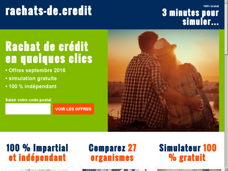 rachat credit immobilier et conso