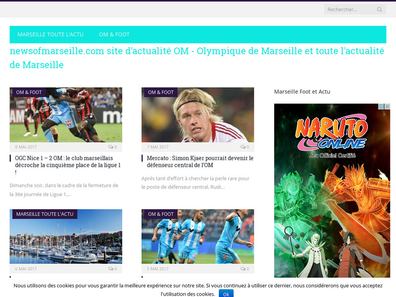 News of Marseille