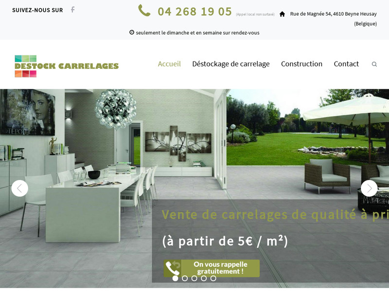 Destock Carrelages