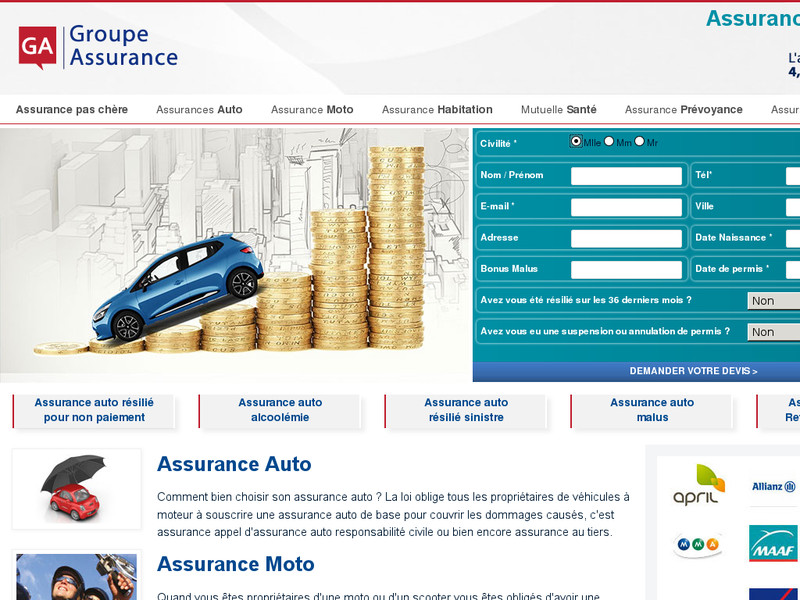Groupe assurance