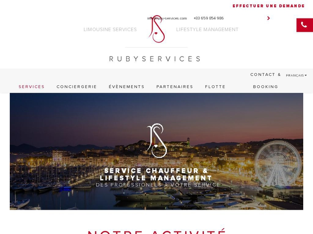 Ruby Services