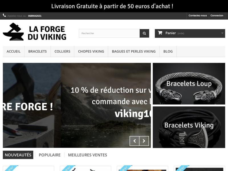 La boutique du Viking