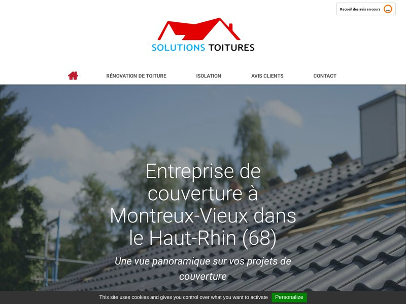 Solutions toitures