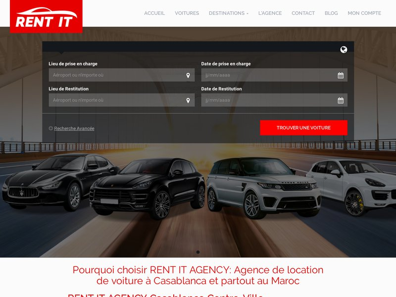 RENT IT AGENCY