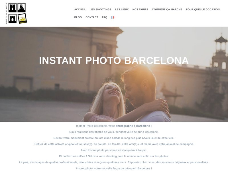 Instant Photo Barcelona