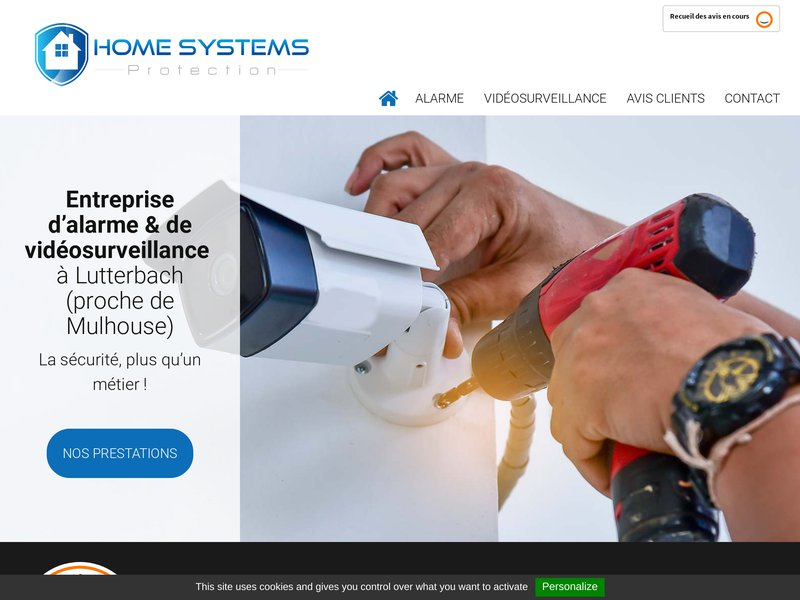 Home Systems Protection