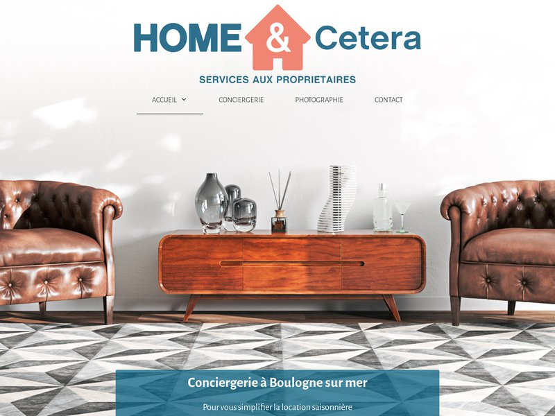 HOME & Cetera Conciergerie