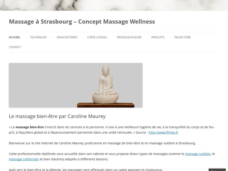 Concept Massage Wellness
