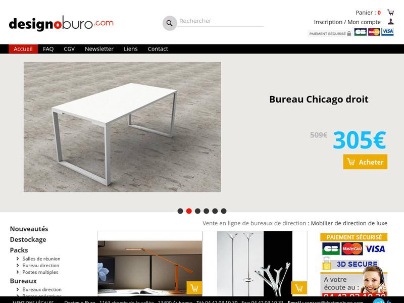 Design o buro vente en ligne de mobilier de bureau design for Mobilier bureau en ligne