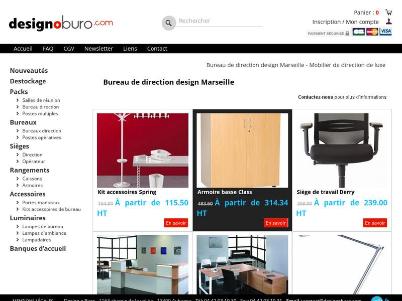 Design o buro vente en ligne de mobilier de bureau design - Mobilier vente en ligne ...