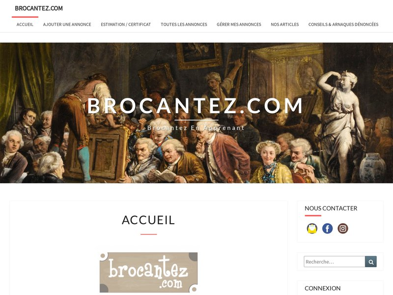 le site de brocante en ligne avec les services d 39 experts en art. Black Bedroom Furniture Sets. Home Design Ideas