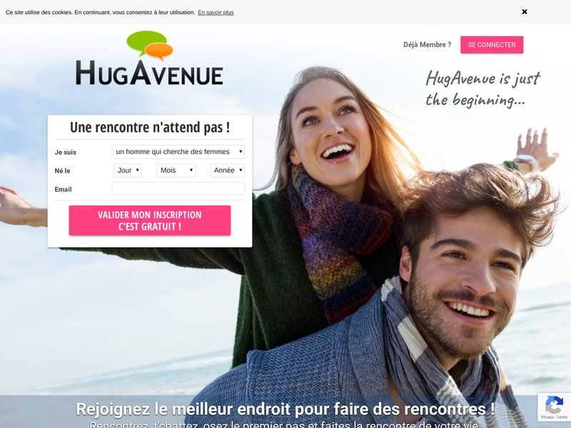 Site hugavenue