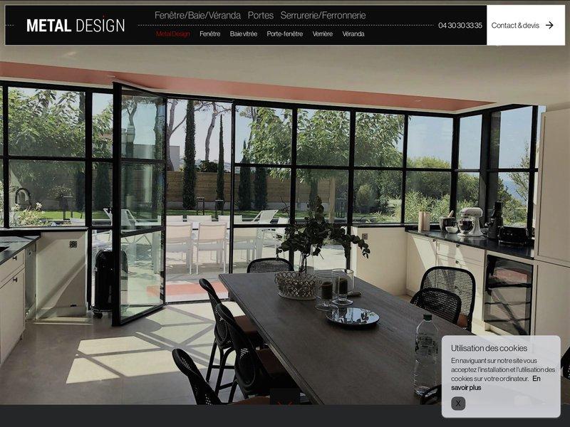 cmmc aix menuiserie pvc et alu vers venelles. Black Bedroom Furniture Sets. Home Design Ideas