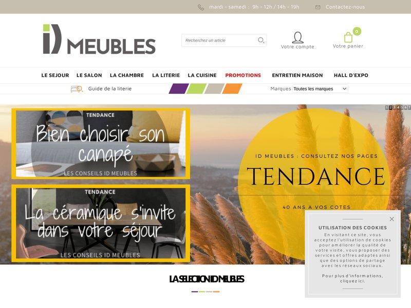 Boulevard du meuble site de vente en ligne sp cialis - Site de meuble en ligne ...