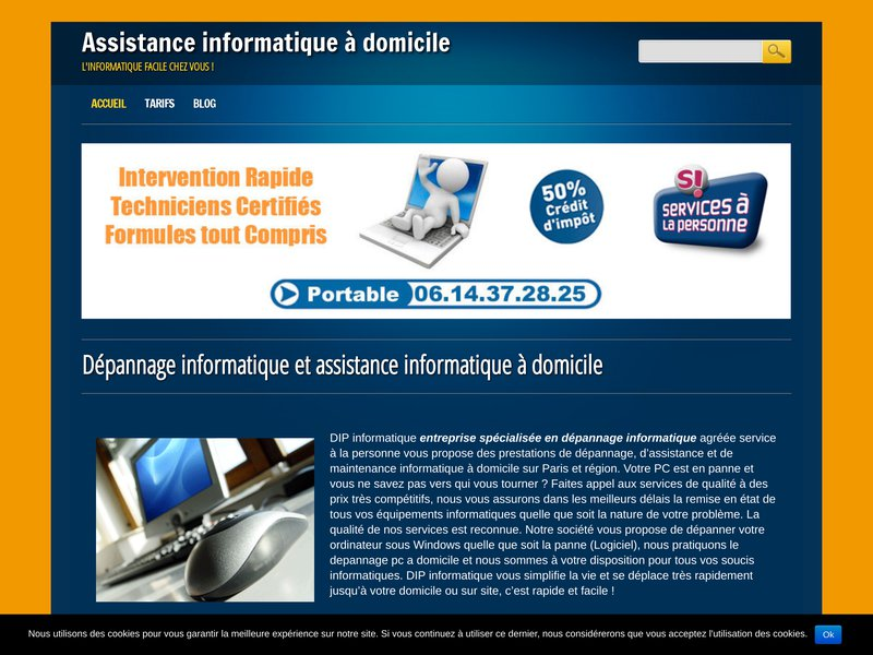 Dépannage Informatique Réparation Ordinateur Téléphone: Depannage Informatique PC : Entreprise De Réparation Des