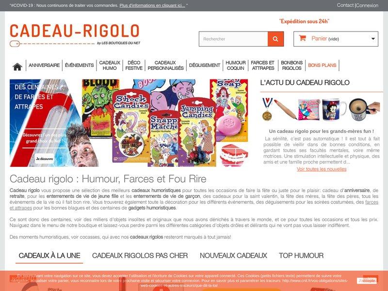 cadeau rigolo site internet pour l 39 achat de cadeaux humoristiques. Black Bedroom Furniture Sets. Home Design Ideas