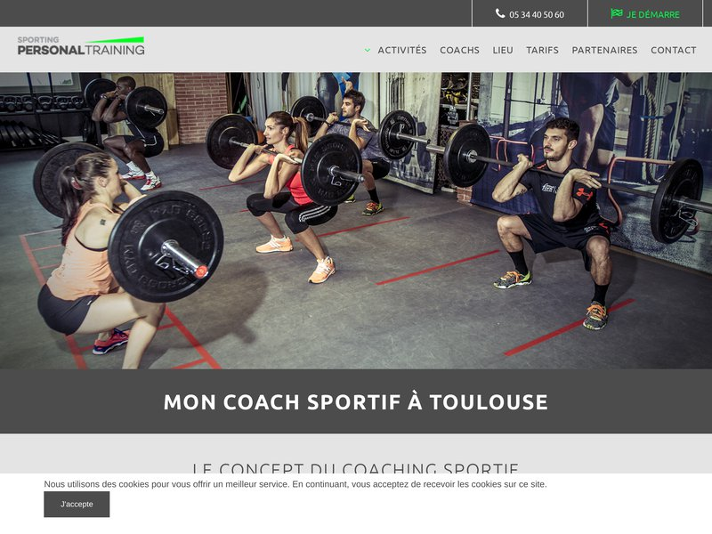Sporting Personal Training