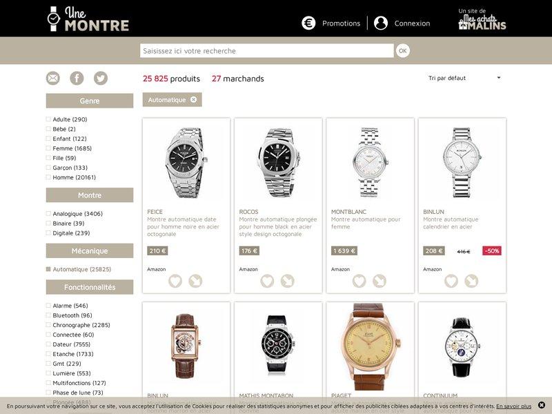 une montre guide pour acheter une montre en ligne. Black Bedroom Furniture Sets. Home Design Ideas