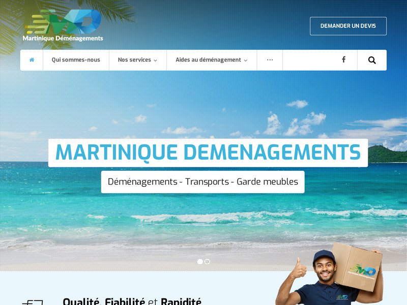 Martinique Déménagements