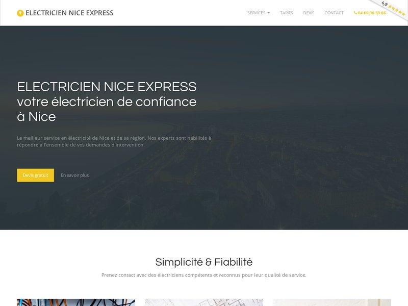 Electricien nice express entreprise de d pannage et - Electricien a nice ...