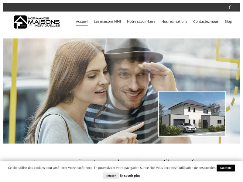 Normandie maisons individuelles constructeur de maisons for Constructeur de maison individuelle haute normandie