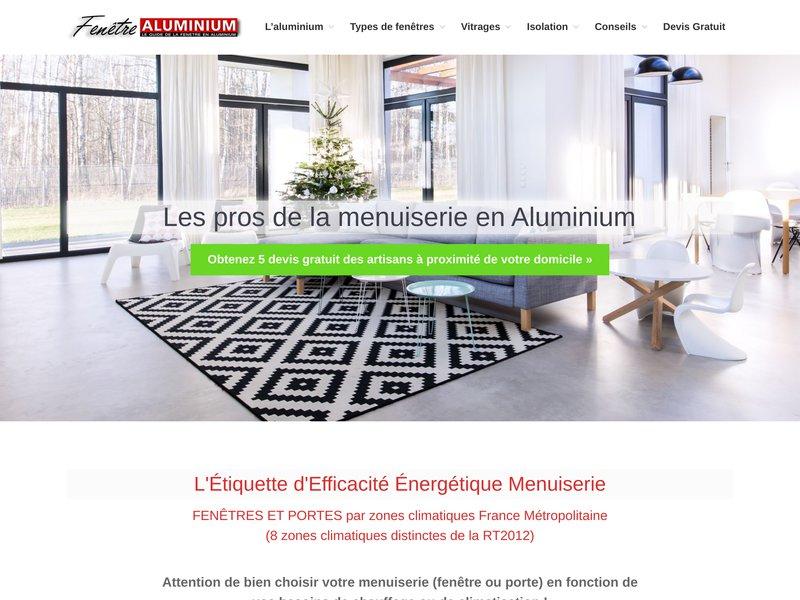 Fen tre aluminium guide pour trouver un professionnel de for Guide de la fenetre