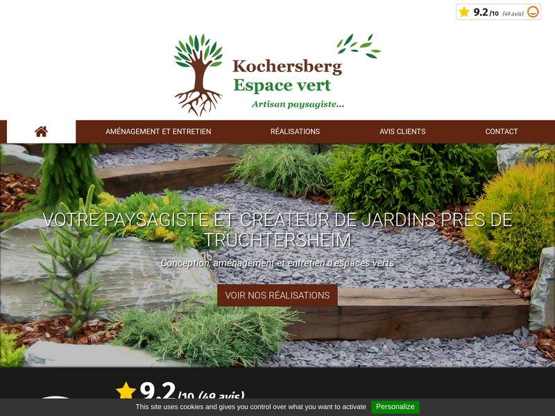 Kochersberg espace vert cr ation et entretien de jardins - Entretien des jardins et espaces verts ...