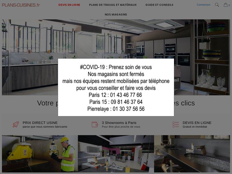 Plans cuisines votre meilleur plan de cuisine - Meilleur site de cuisine ...
