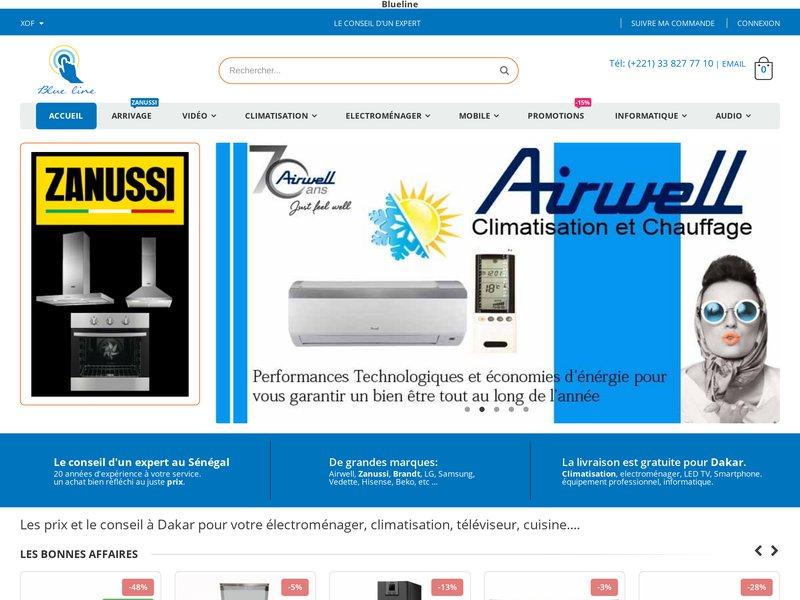 blue line shop boutique en ligne de t l phonie mobile au s n gal. Black Bedroom Furniture Sets. Home Design Ideas