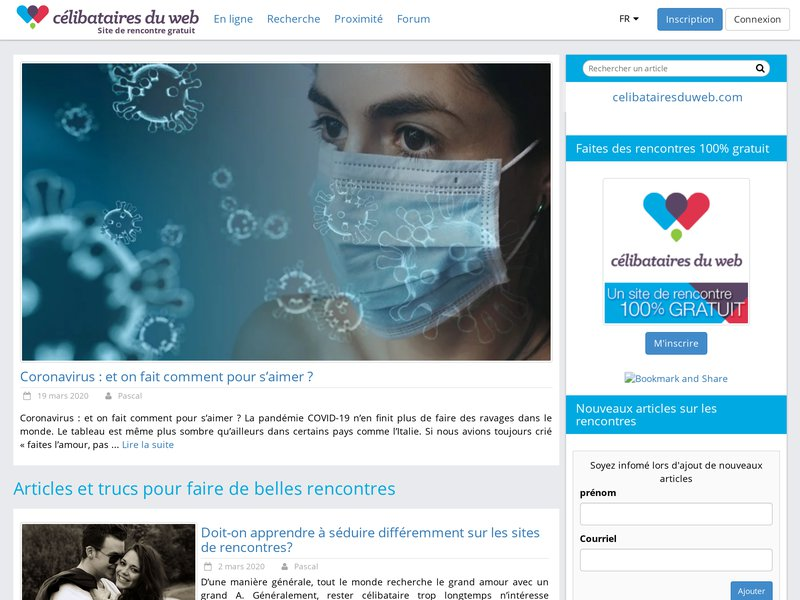 comparatif des sites de rencontre celibataires du web com