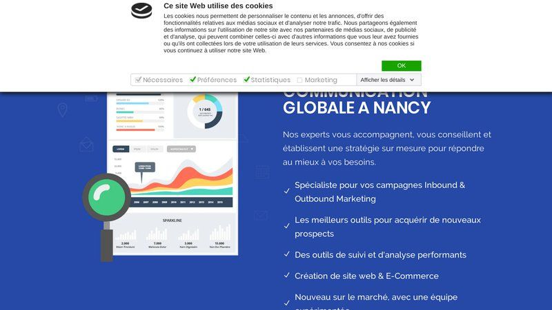 Smart'Brand : une agence de communication globale d'exception
