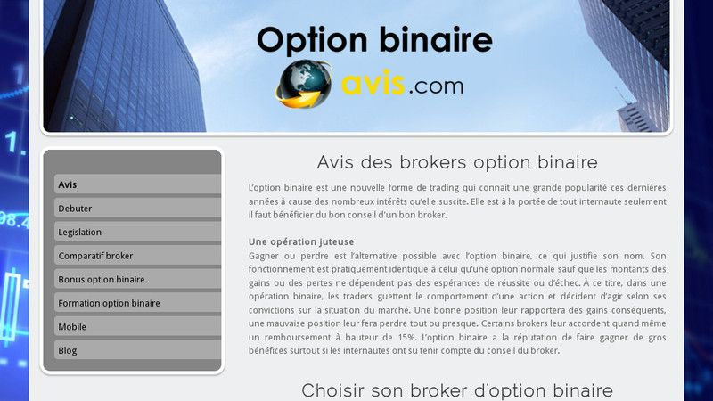 Comment faire du trading en option binaire sur Facebook ?