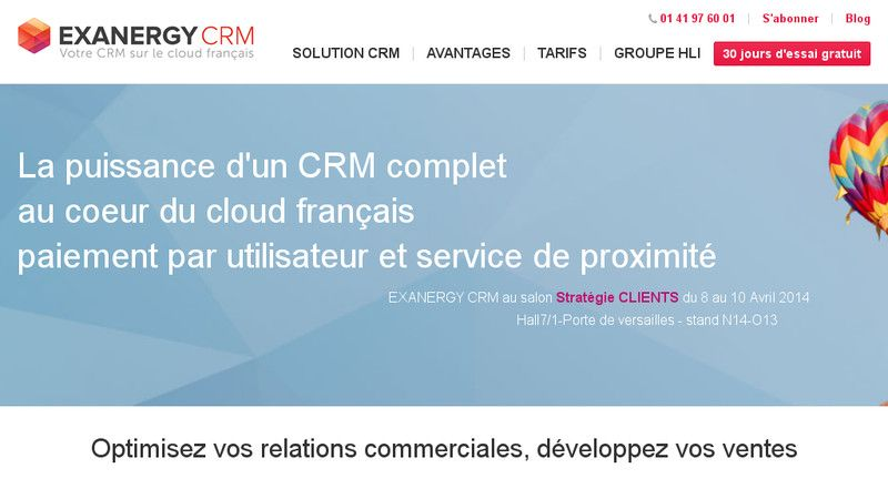 Le CRM Cloud Computing