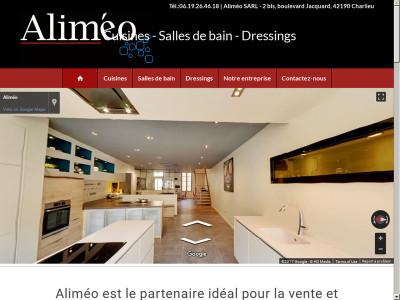 le cuisiniste charlieu c 39 est alim o. Black Bedroom Furniture Sets. Home Design Ideas