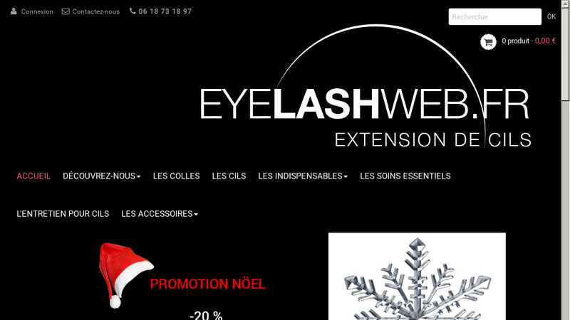 Eye Lash Web