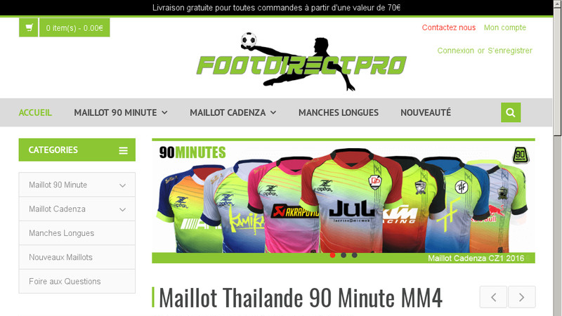 Foot Direct Pro