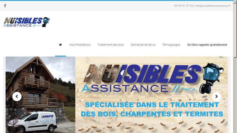 Nuisibles Assistance