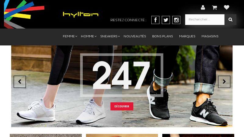revendeur 4d381 d770f Hylton : Boutique de chaussures femmes et hommes