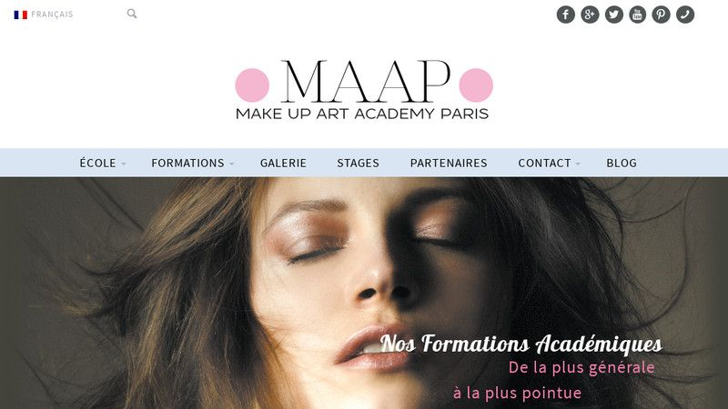 Make up Art Academy Paris