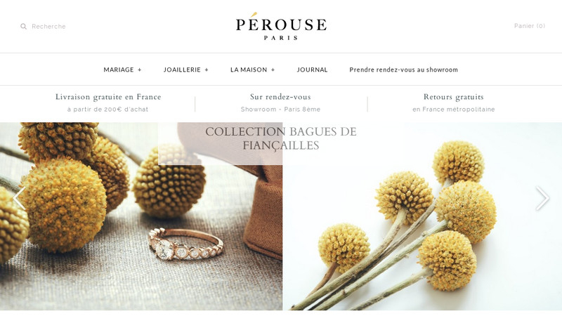 Pérouse Paris