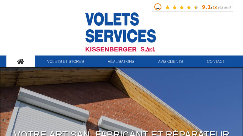 Volets Services Kissenberger