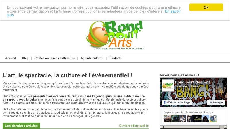 Rond-point des Arts