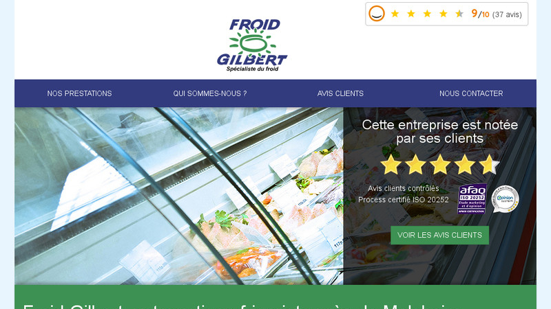 Froid Gilbert
