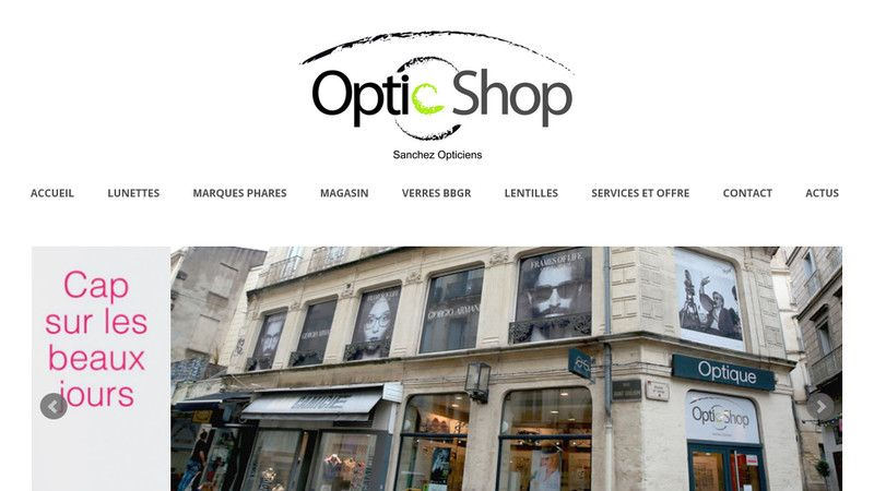 Optic Shop Montpellier