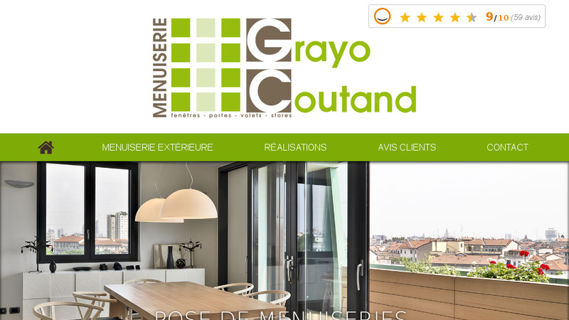 Menuiserie Grayo-Coutand