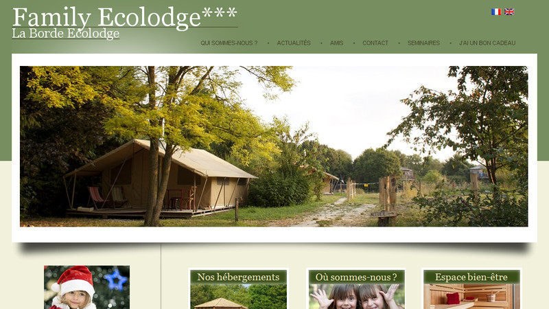 Family Ecolodge