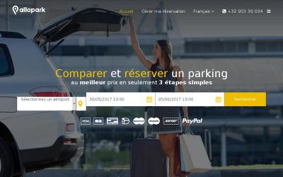 park auto prestige portail internet pour la promotion des services de ce parking. Black Bedroom Furniture Sets. Home Design Ideas