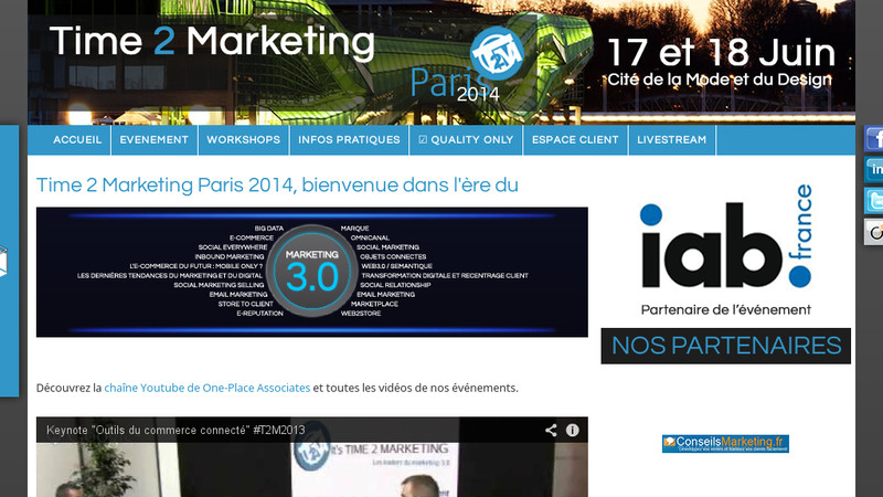 Time2marketing.fr