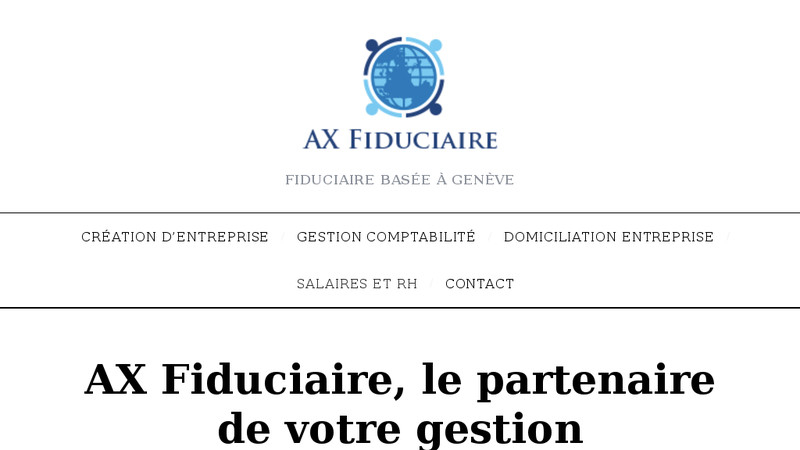 Ax Fiduciaire